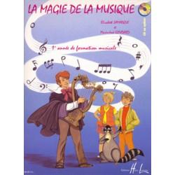 LA MAGIE DE LA MUSIQUE VOLUME 1 Le kiosque à musique Avignon