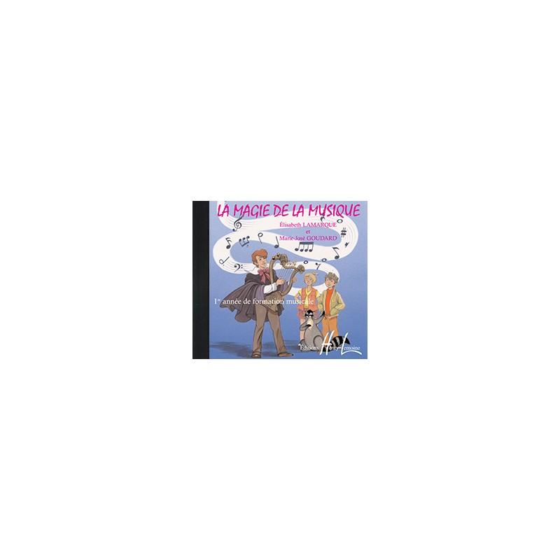LA MAGIE DE LA MUSIQUE 1 LE CD LE KIOSQUE A MUSIQUE