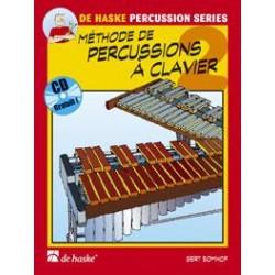 Méthode percussions à clavier volume 2 De Haske Le kiosque à musique Avignon