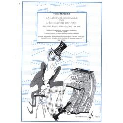 Michel Ricquier Lecture musicale par l'éducation de l'oeil GB4513 le kiosque à musique Avignon