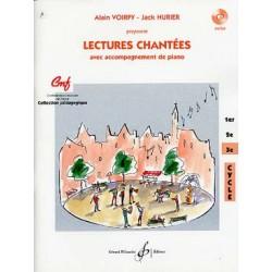 ALAIN VOIRPY LECTURES CHANTEES Le kiosque à musique Avignon