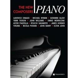 THE NEW COMPOSERS PIANO MB643 LE KIOSQUE A MUSIQUE AVIGNON