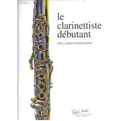 PARTITION LE CLARINETTISTE DEBUTANT RM2260 Le kiosque à musique Avignon