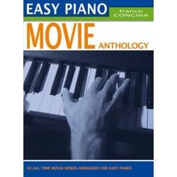 Partition EASY PIANO ANTHOLOGY Franco Concina VOLMB395 Kiosque Musique Avignon