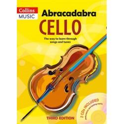 Partition Abracadabra Cello Kiosque musique Avignon