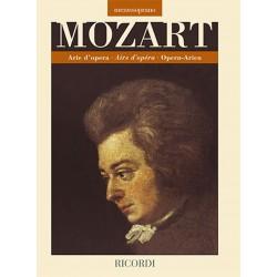 Partition Mozart Arie d'opera Mezzo soprano NR141082