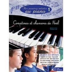 Partition Mes Premières Mélodies au piano volume 1 - Avignon