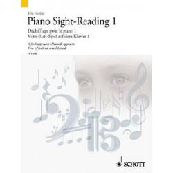 Partition déchiffrage piano John KEMBER - Volume 1 - Kiosque Musique Avignon