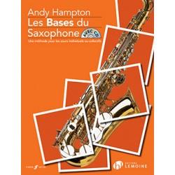 Méthode Les Bases du saxophone - Le kiosque à musique Avignon