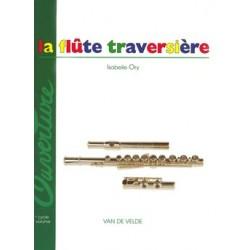 Isabelle Ory la flûte traversière volume 2