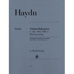 PARTITION VIOLONCELLE HAYDN CONCERTO DO MAJEUR - KIOSQUE MUSIQUE AVIGNON