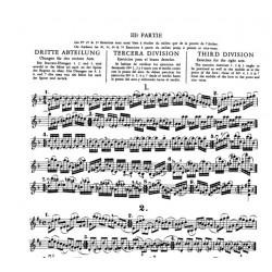 Partition violon travail du bras droit - Schadieck - Kiosque musique Avignon