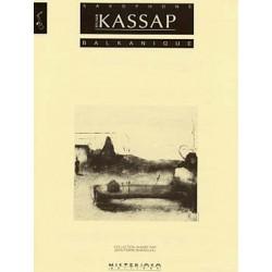 Partition saxophone BALKANIQUE - Kiosque musique Avignon