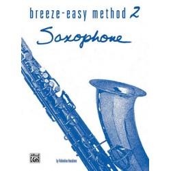 Partition saxophone Breeze easy method - Kiosque musique Avignon