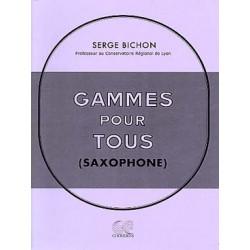 Partition Bichon Gammes pour tous - Kiosque musique Avignon