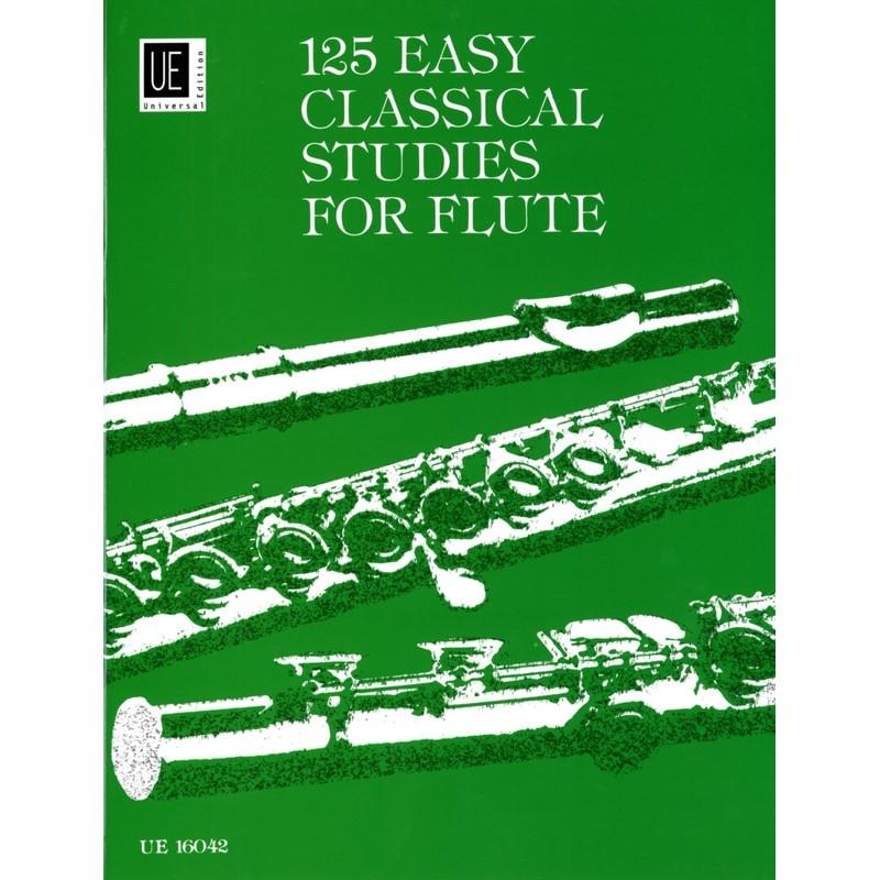 PARTITION VESTRE 125 easy classical studies - Kiosque musique Avignon