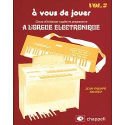 A VOUS DE JOUER DE L'ORGUE 2 - Kiosque musique Avignon