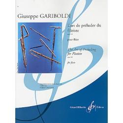 Gariboldi l'Art de préluder - Kiosque musique Avignon