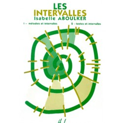 Isabelle Aboulker Les Intervalles - Kiosque musique Avignon