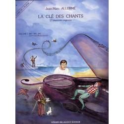 Jean Marc Allerme La Clé des chants - Billaudot - Kiosque musique Avignon