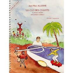 Jean Marc ALLERME Clé des chants 2 - Kiosque musique Avignon