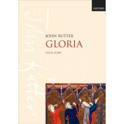 PARTITION GLORIA DE JOHN RUTTER - KIOSQUE MUSIQUE AVIGNON
