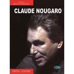 Partition Claude Nougaro - Avignon Le kiosque à musique