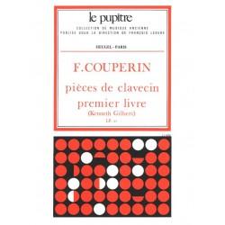 Partition clavecin Couperin Le Pupitre - Kiosque musique Avignon