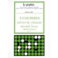 Partition clavecin Couperin - Kiosque musique Avignon