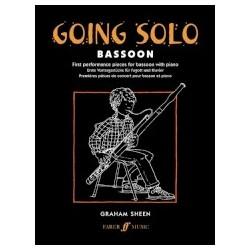 GOING SOLO BASSOON - Avignon