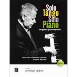 Partition piano TANGOS ARGENTINS - Kiosque musique Avignon