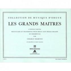 GRANDS MAITRES VOL 3 (LES)