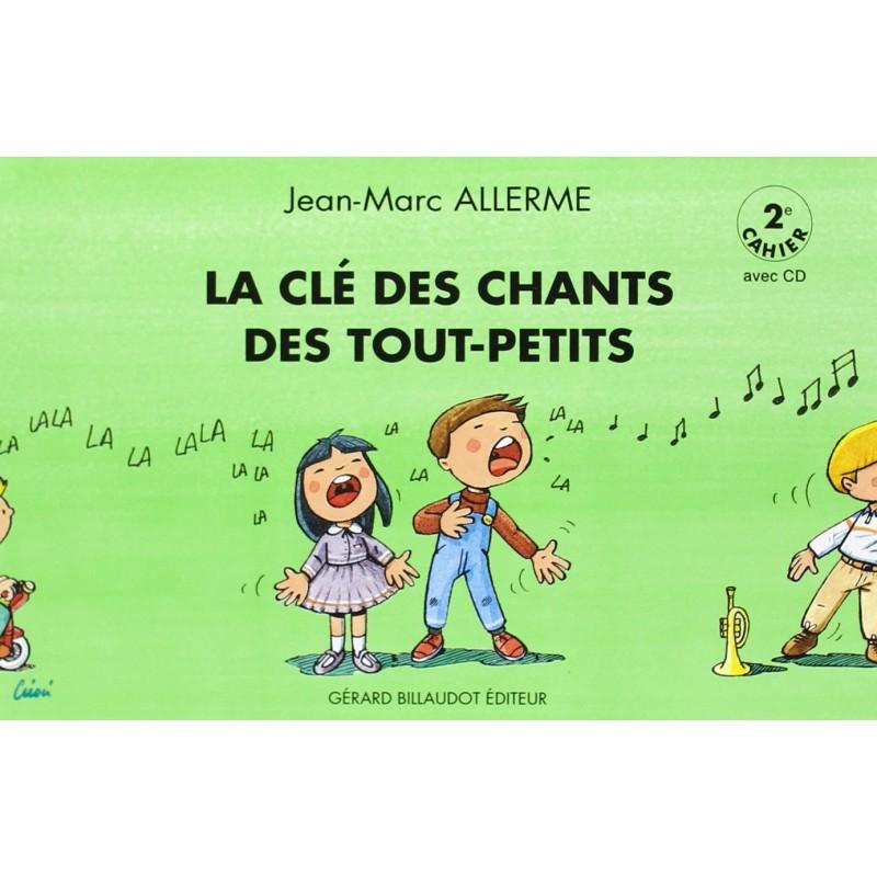 La clé des chants des tout petits - Eveil musical - Le kiosque à musique Avignon
