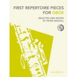 First repertoire pieces for oboe - Le kiosque à musique Avignon