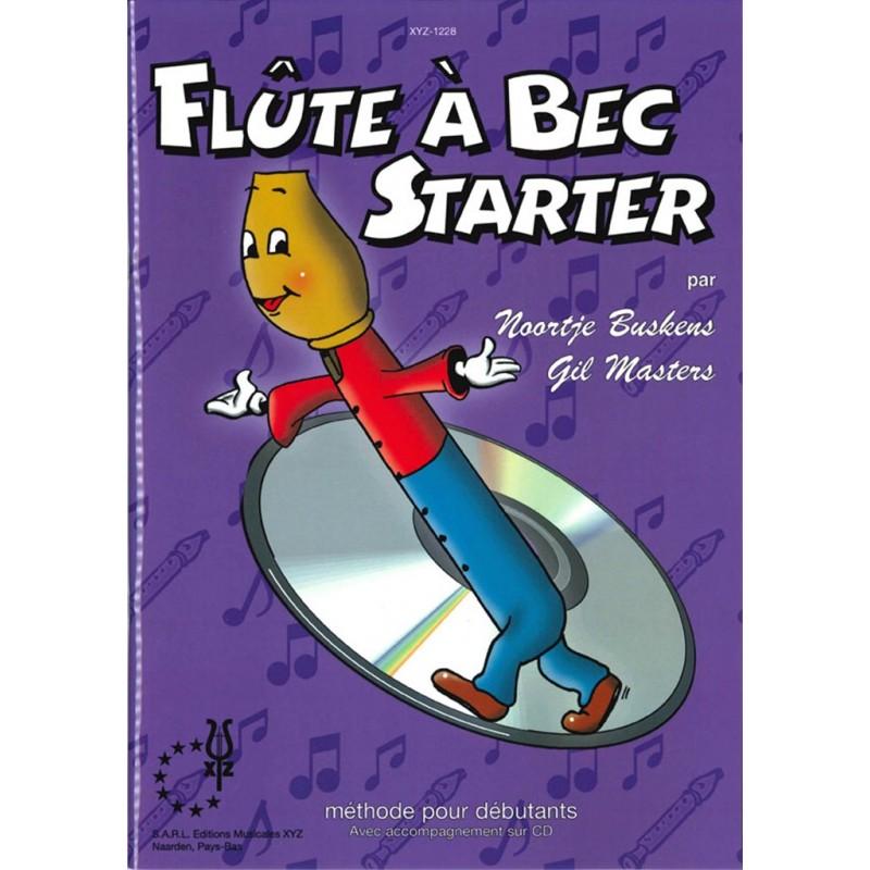 FLUTE A BEC STARTER - Avignon