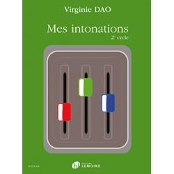 Virginie Dao Mes intonations cycle 2 - Avignon