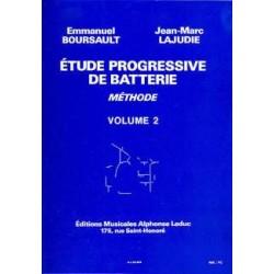 Etude progressive de la batterie - Le kiosque à musique Avignon