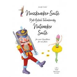 Partition pour 2 flûtes traversière - CASSE NOISETTE - Le kiosque à musique Avignon