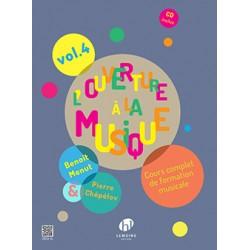 L'ouverture à la musique volume 4 - Avignon