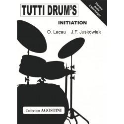 Agostini TUTTI DRUM'S - Avignon