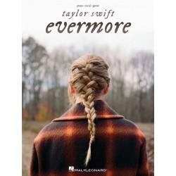 Partition TAYLOR SWIFT Evermore - Avignon