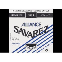 Cordes guitare classique SAVAREZ tension forte - Avignon
