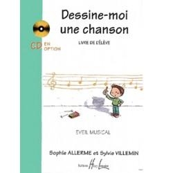Dessine-moi une chansons volume 1 - livre de l'élève - Avignon