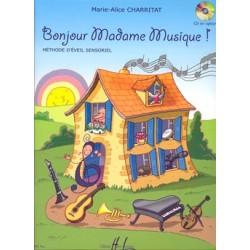 Bonjour Madame musique - Avignon