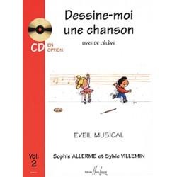 Dessine-moi une chanson volume 2 - Avignon