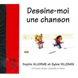 Dessine-moi une chansons volume 2 - Avignon