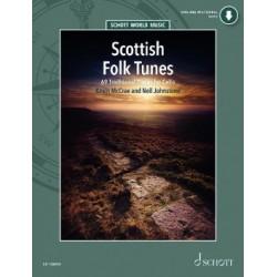 Partition Scottish folk tunes violoncelle - Avignon