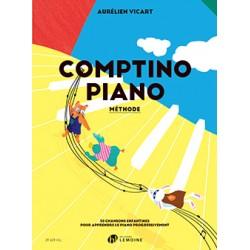 Méthode COMPTINO PIANO - Avignon