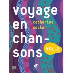 Voyage en chansons volume 2 - Avignon