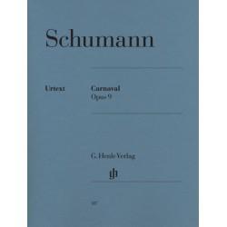 Partition  Schumann Carnaval - Avignon